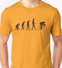 Evolution Cycling Unisex T-Shirt