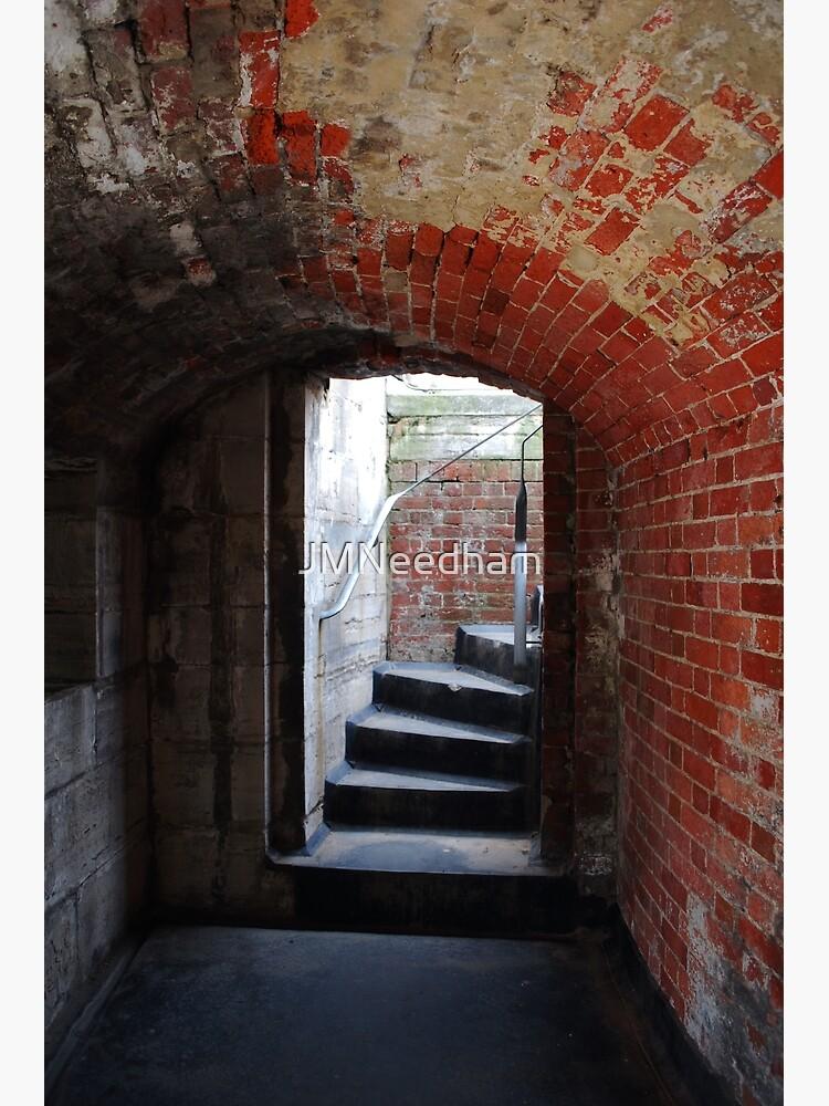 Inside the Round Tower by JMNeedham