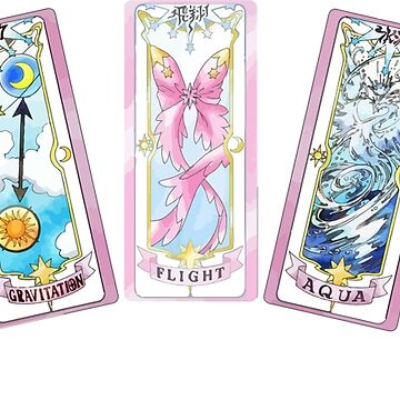Sakura Clear Cards! by Yangh