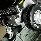 Tonka Police Hummer II by Rebecca Bryson