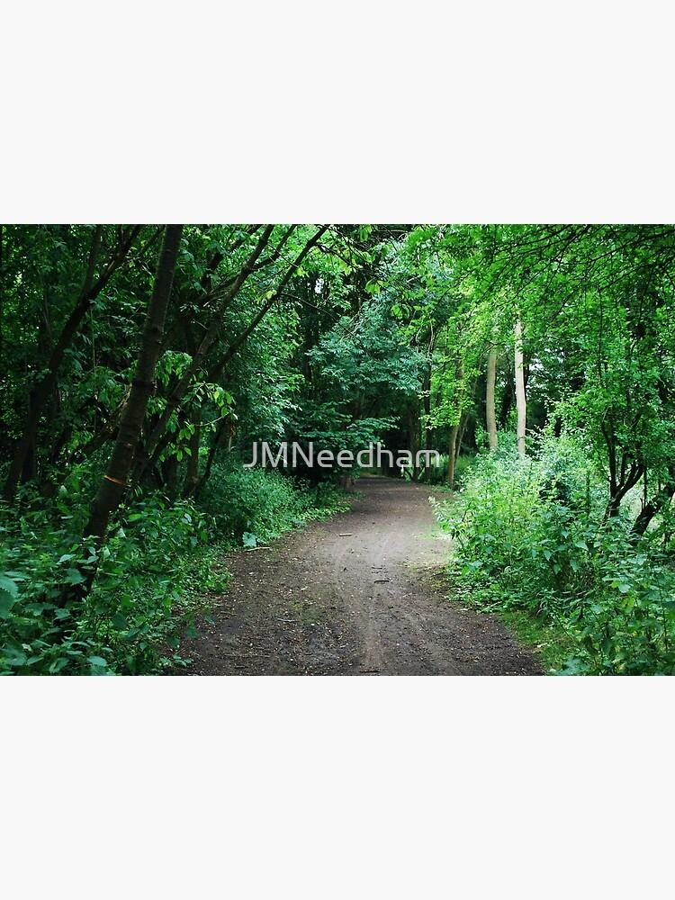 Green Path by JMNeedham