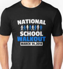 National School Walkout End Gun Violence March 14th Apparel Unisex T-Shirt