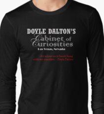 Jamie Poole: Doyle Dalton's Cabinet of Curiosities Long Sleeve T-Shirt