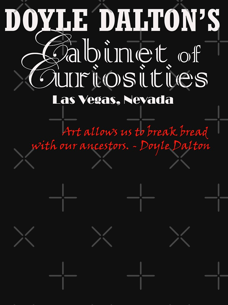 Jamie Poole: Doyle Dalton's Cabinet of Curiosities by elightstorm