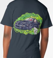 Man and his car AND doggy! Men's Premium T-Shirt