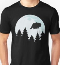 Flying By Moonlight Unisex T-Shirt