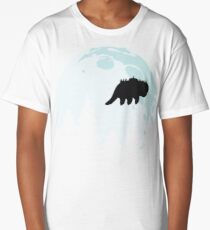 Flying By Moonlight Long T-Shirt