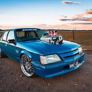 Peter Kulakovski's Holden VK Commodore by HoskingInd