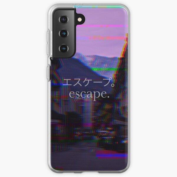 Escape Samsung Galaxy Soft Case