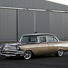 Brian Green's 1957 Chevrolet Bel Air by HoskingInd