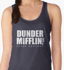 Dunder Mifflin The Office Logo Women's Tank Top