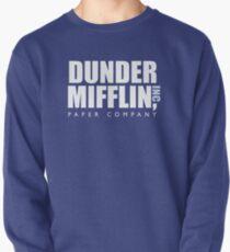 Dunder Mifflin The Office Logo Pullover