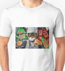 Mlg cat pilot Unisex T-Shirt
