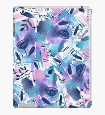 Abstract - Pink Sky At Night iPad Case/Skin
