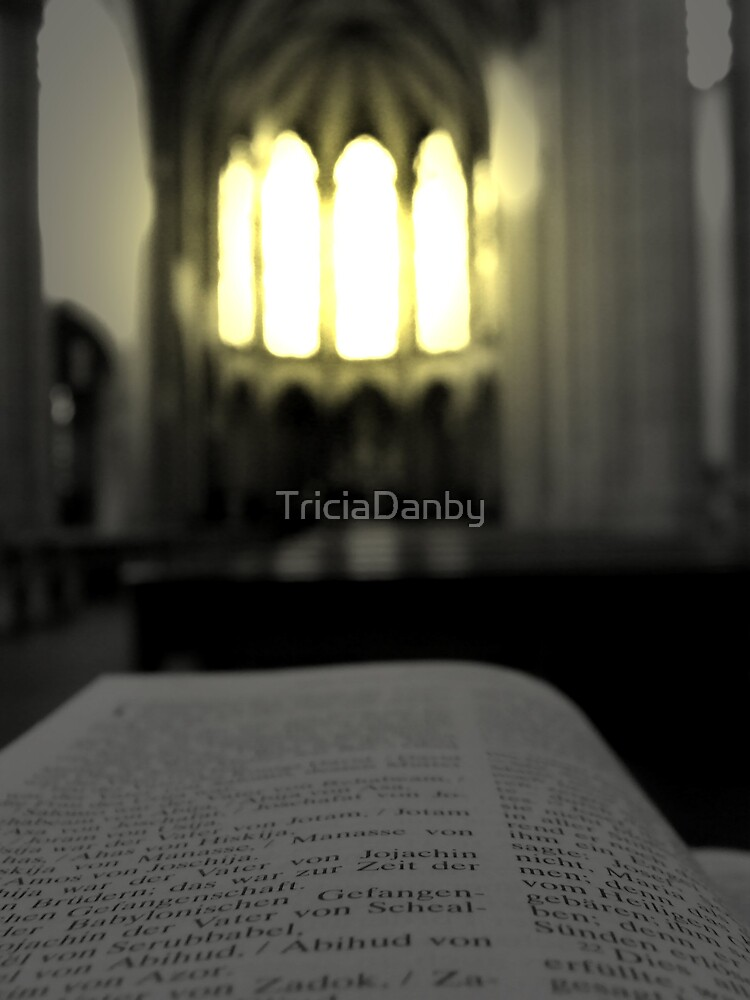 The light ... the hope by TriciaDanby