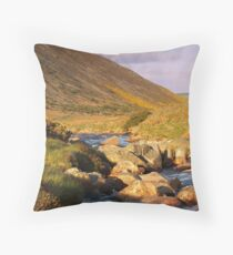 Mosedale 2 Throw Pillow