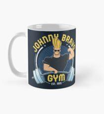 Johnny Bravo Gym Mug