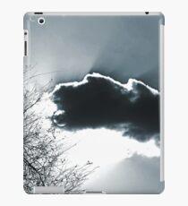 Monochrome Sky iPad Case/Skin