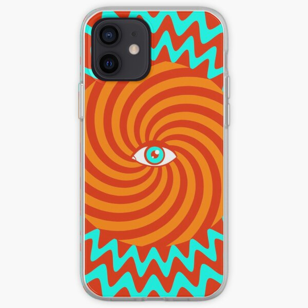 Hypnotic poster iPhone Soft Case