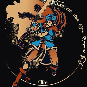 Radiant Hero, Ike by Sweethartist