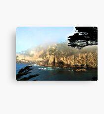 Majestic Coast Canvas Print