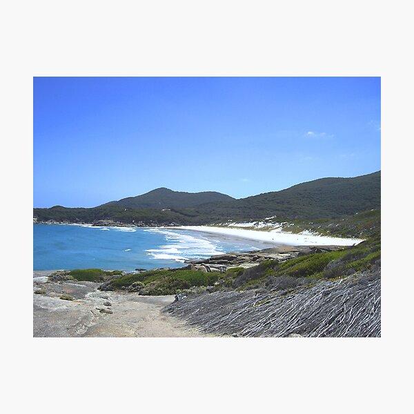 Squeaky Beach Photographic Print