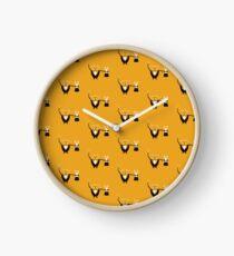 Marigold Magician Clock