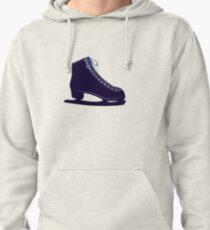 Ice skate Pullover Hoodie