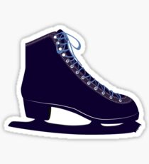 Ice skate Sticker