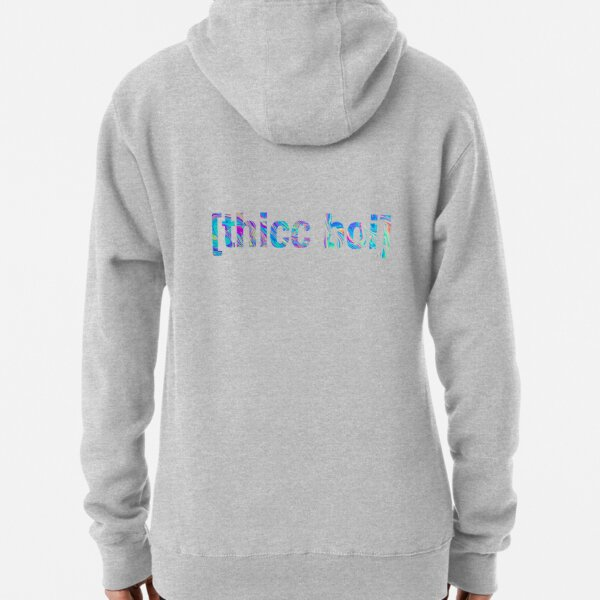 Thicc Boi [smurf] Pullover Hoodie