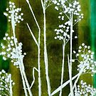 "Mornington Peninsula Grasslands 5 by Belinda ""BillyLee"" NYE (Printmaker)"