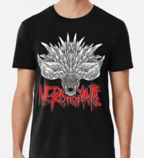 Nergigante - Monster Hunter World Men's Premium T-Shirt