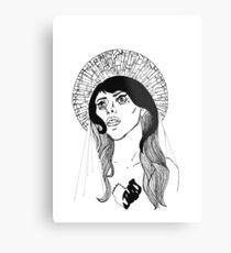 Judas Metal Print