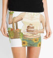 Carrot Cake Mini Skirt