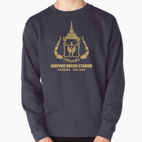 Muay thai homme sweat-shirt-funny hobby déclaration art martial arts combat gym