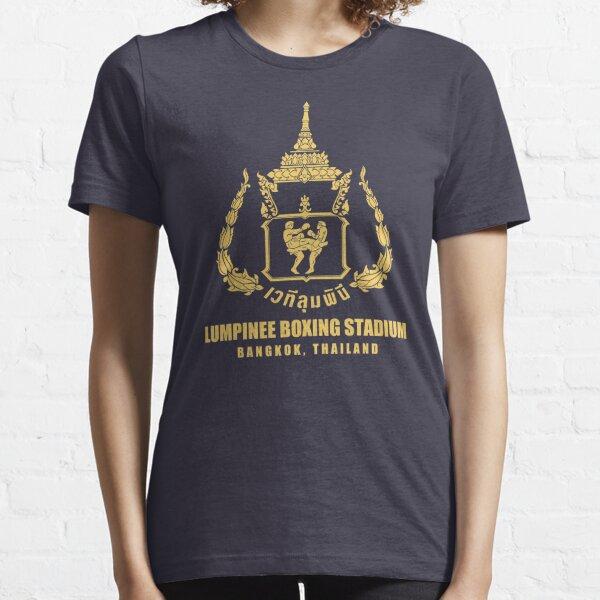 LUMPINEE MUAY THAI BOXING STADIUM THAILAND Essential T-Shirt