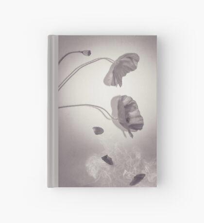 Falling Petals Hardcover Journal