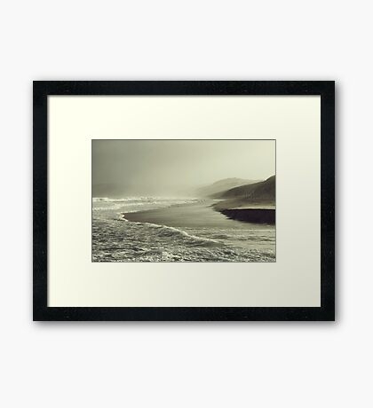 The Mists of Fairhaven Framed Print