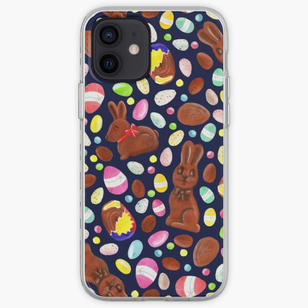 Easter Egg Bounty - Navy iPhone Soft Case