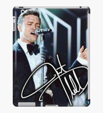 Justin Timberlake Autograph iPad Case/Skin
