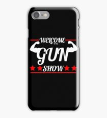 Gun Show iPhone Case/Skin