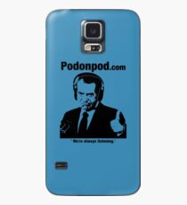Pod on Pod Store Case/Skin for Samsung Galaxy
