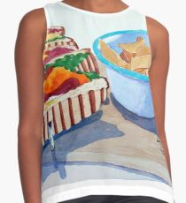 The Westport Club Contrast Tank