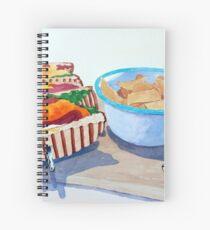 The Westport Club Spiral Notebook