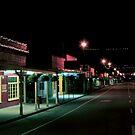 Reefton by Night by cjane