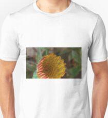Macro of Wildflower Unisex T-Shirt