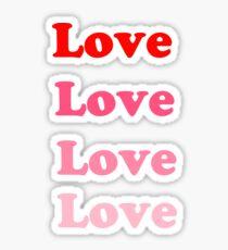 Fading Love Sticker