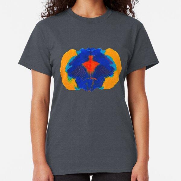 Tintenklecks Geist Classic T-Shirt