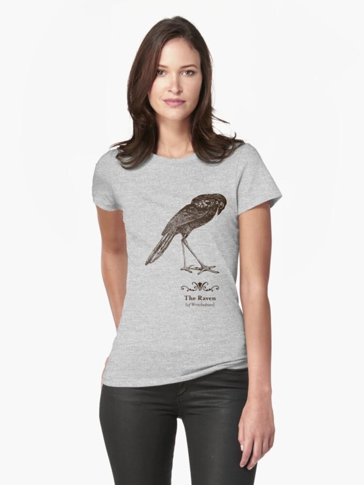 The Raven of Wretchedness by Zoe Sadokierski