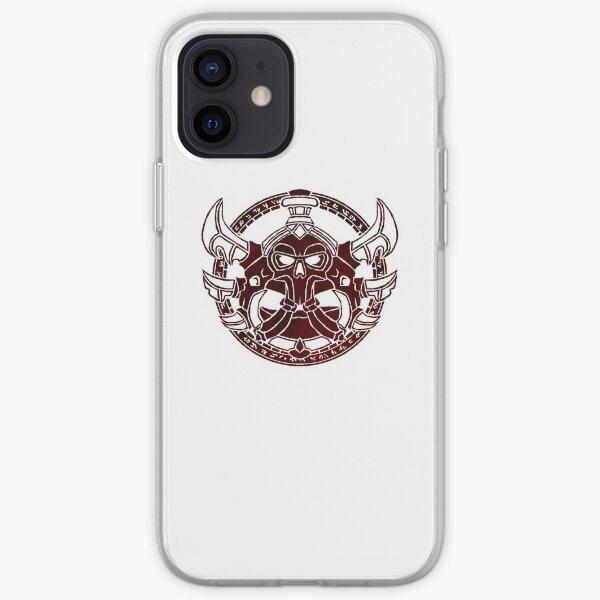 Schurken-Wappen iPhone Flexible Hülle